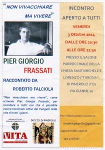 Incontro Frassati