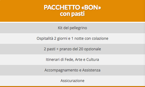 Pacchetto BON
