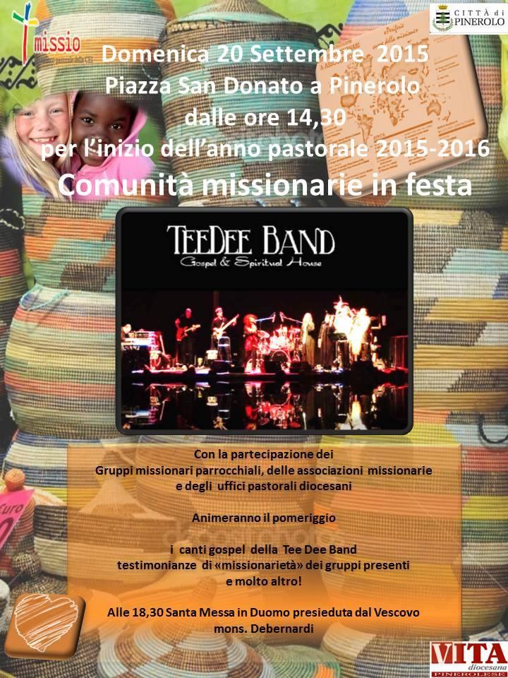 Volantino MISSIONI IN FESTA 2015