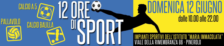 Torneo 12 ore sport