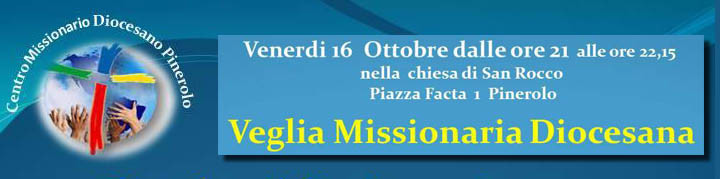 Veglia missionaria 2015