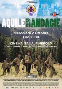 aquile randage - cinema italia - 02.10.19 - 21:00