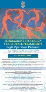 Locandina Formazione Teologica Over18 2019