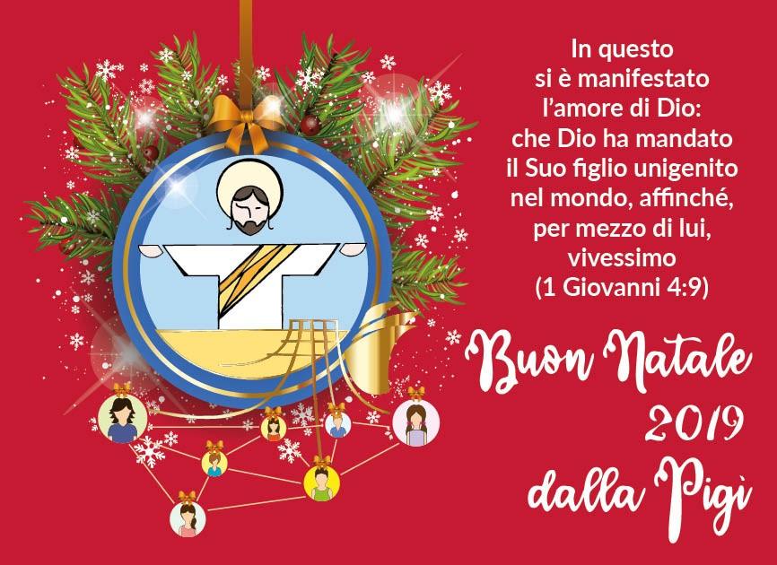 Buon Natale dalla PiGì