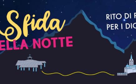 """""""Rito di passaggio 18enni – Una sfida nella notte"""" - 5-6 SETTEMBRE 2020 - BANNER"""