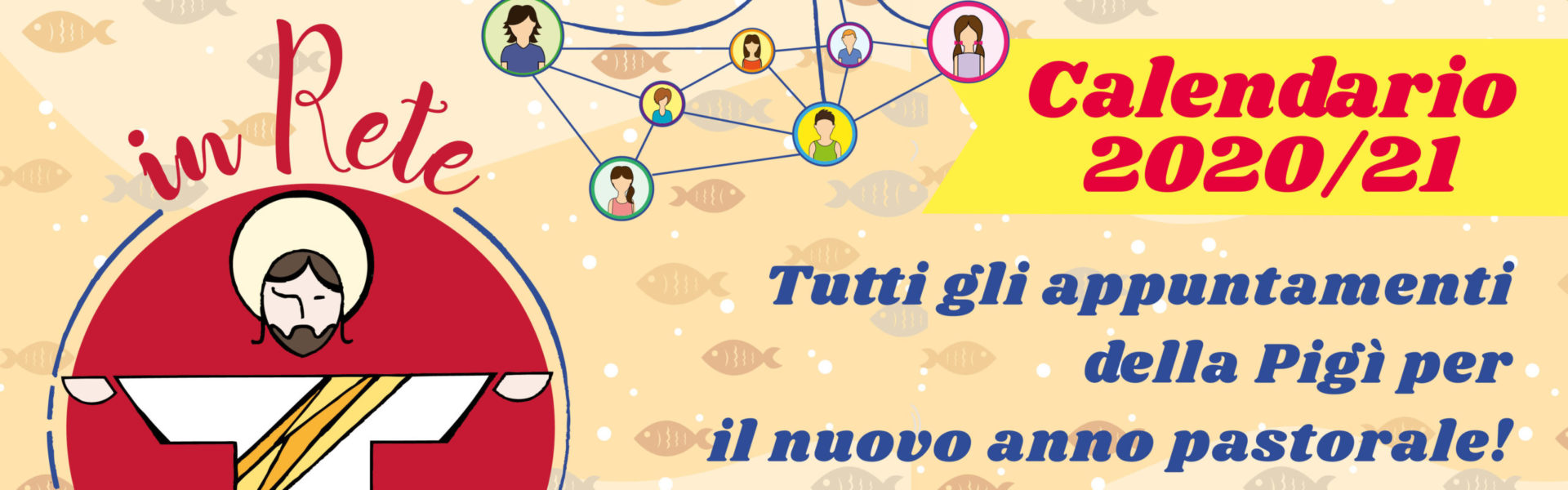Calendario appuntamenti PiGì 2020-2021 - BANNER